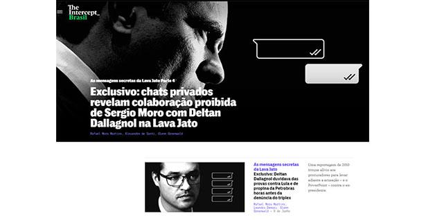 Reportagem do Intercept reacende polêmica sobre liberdade de imprensa e interesse público