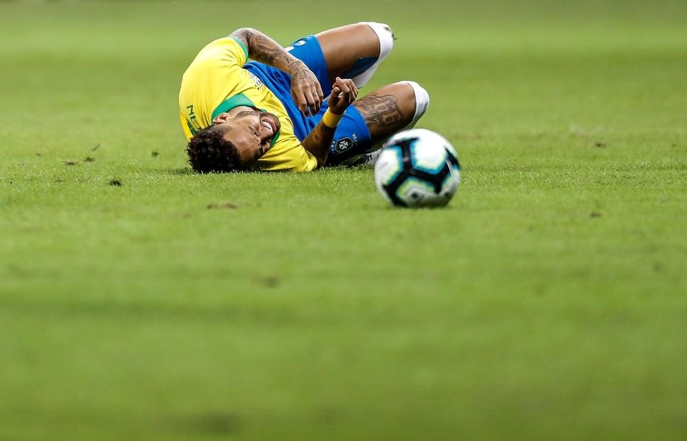 Camisa 10 não terá chance de jogar novo torneio em casa — Foto: Antonio Lacerda/EFE